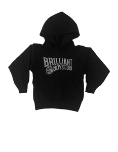 Brilliant Boys Club Hoodie (Black)