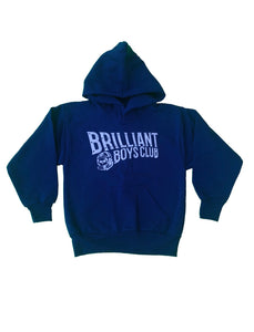 Brilliant Boys Club Hoodie (Royal Blue)