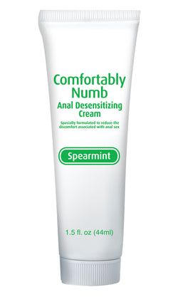 Comfortably Numb Anal Desensitizing Cream  Spearmint PD9804-88