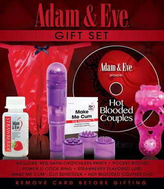 Adam and Eve Gift Set -  Adam and Eve