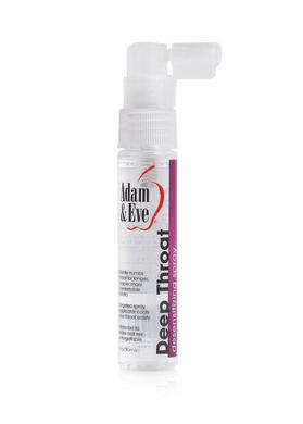 Adam and Eve Deep Throat Spray Desensitizing Spray - 1 Oz. -  Adam and Eve