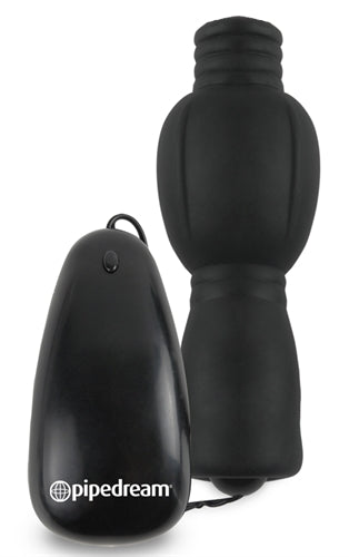 Fetish Fantasy Series Vibrating Head Teazer - Black PD2117-23