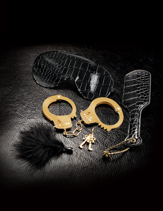 Fetish Fantasy Gold Beginner's Fantasy Kit PD3969-23