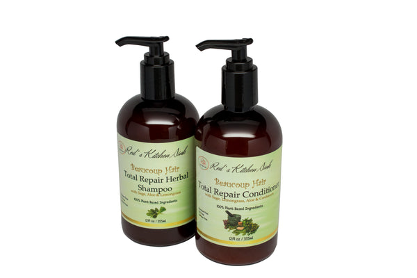 BEAUCOUP HAIR HERBAL HAIR SYSTEM SCALP SPRAY - Women - Red's Kitchen Sink