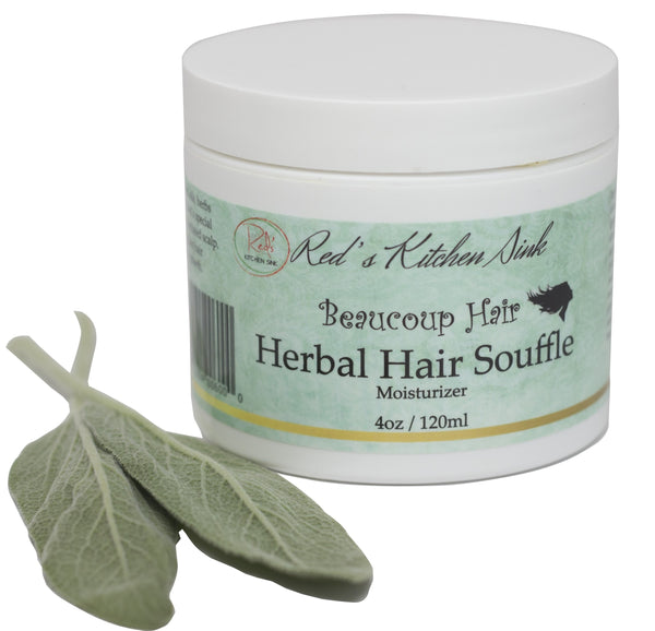 Herbal Hair Souffle Moisturizer