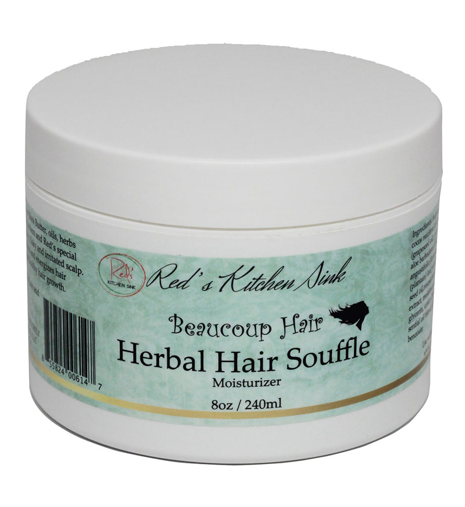 Red S Kitchen Sink Herbal Hair Souffle