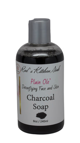 Detoxifying Charcoal Soap