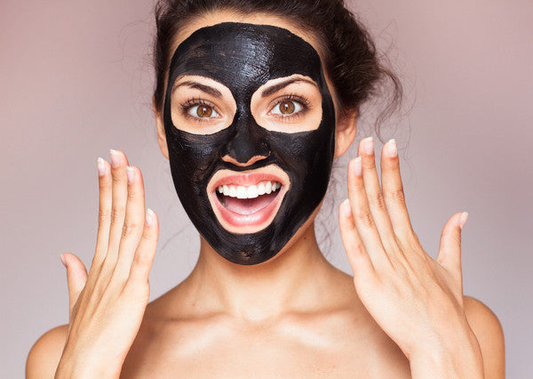 SMART MINERAL CHARCOAL MASK - Red's Kitchen Sink