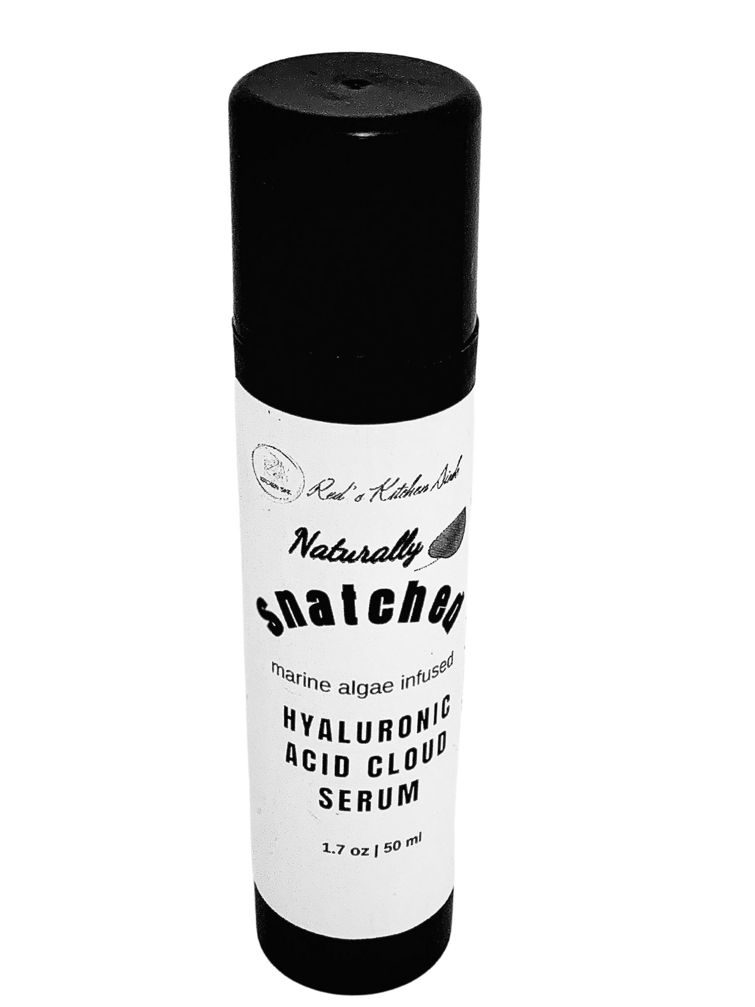 Hyaluronic Acid Cloud Serum | Naturally Snatched | Marine Algae Infused