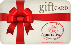 Gift Card - Red's Kitchen Sink