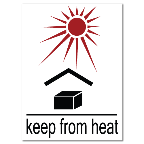 Keep from Heat