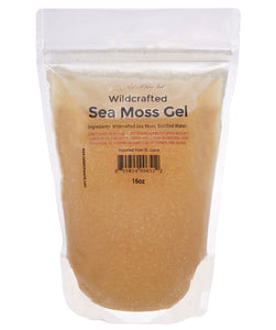 SEA MOSS | IRISH MOSS GEL CONCENTRATE