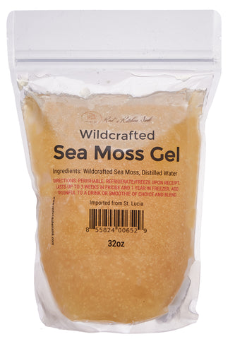sea moss gel 32oz redskitchensink