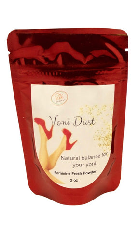 eliminate vaginal odor yeast infection voni dust