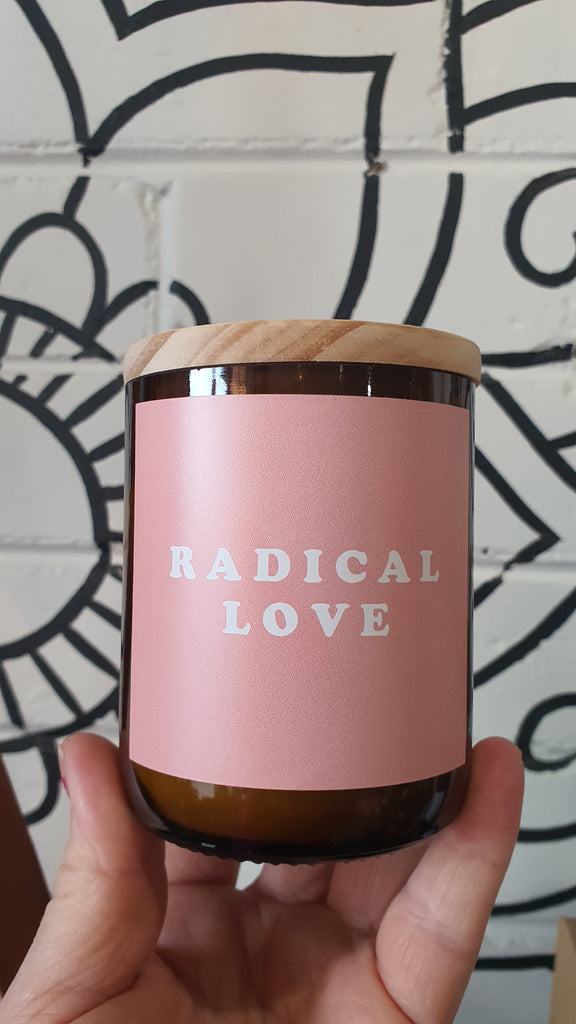 Radical Love Candle