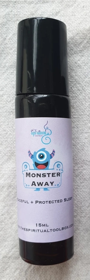 Monster Away 15ml roll on