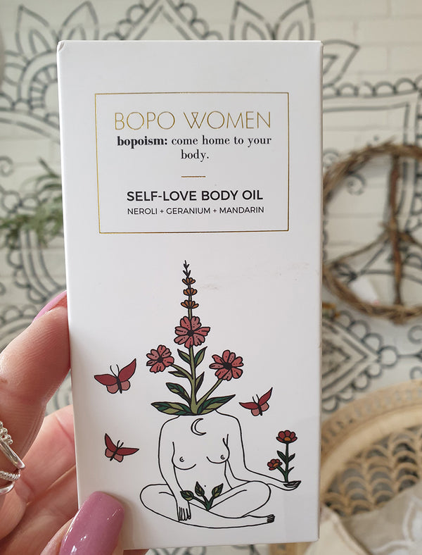 Self-Love Body Oil