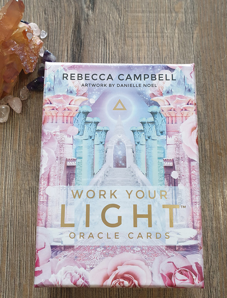 Work your Light Cards