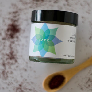 Acai Facial Powder