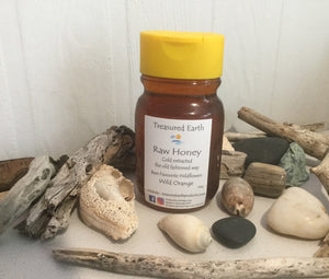 Flavour Infused Raw Honey 500g Squeeze bottle