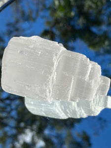 Selenite tower 5cm