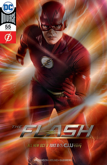 Flash #55 Photo Foil NYCC 2018 Exclusive Cover