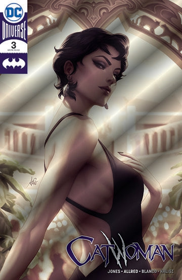 Catwoman #3 Foil Artgerm NYCC 2018 Exclusive Cover