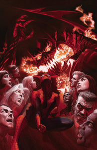 Amazing Spider-Man #800 1:500 Virgin Alex Ross Variant