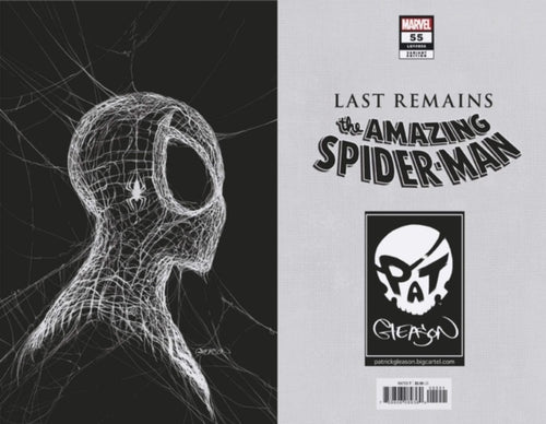 AMAZING SPIDER-MAN #55 GLEASON VIRGIN VARIANT