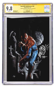 AMAZING SPIDER-MAN #48  DELL'OTTO VARIANT