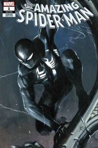 Amazing Spider-Man #1 Gabriele Dell'Otto Scott's Collectables SDCC Exclusive Cover
