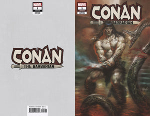 CONAN #1 (TRADE COVER ONLY)