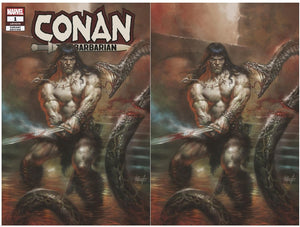 CONAN #1 (VIRGIN & TRADE SET)