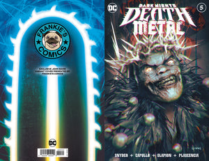 DEATH METAL #5  JOHN GIANG VARIANT