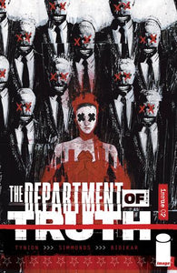 DEPARTMENT OF TRUTH #2  1:50  SIMMONDS VARIANT