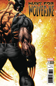 Hunt for Wolverine #1 Deodato 1:50 Ratio Variant