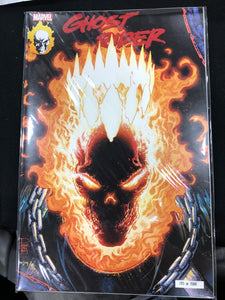 GHOST RIDER #1 NYCC TAN GLOW IN THE DARK VARIANT