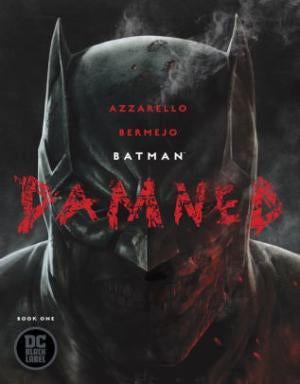 BATMAN DAMNED  #1  NM