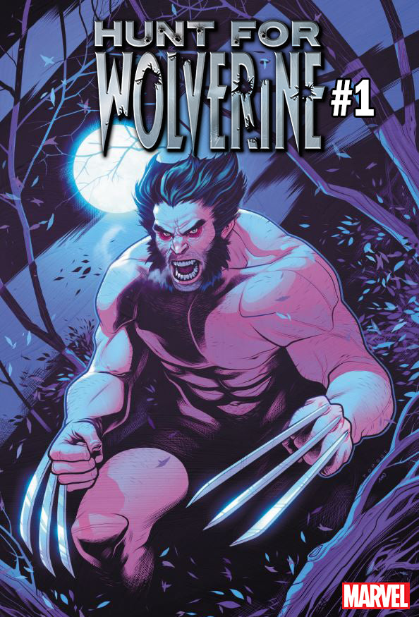 Hunt for Wolverine #1 Torque 1:25 Ratio Variant