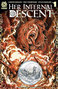 Her Infernal Descent #1 Cover A Gianluca Gugliotta Exclusive Cover