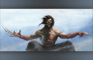 Hunt for Wolverine #1 Two Cover Set Gabriele Dell'Otto Scott's Collectables Exclusive Covers 1,000 LIMITED VIRGIN