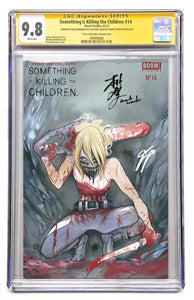 SOMETHING IS KILLING THE CHILDREN #14 MOMOKO VARIANT