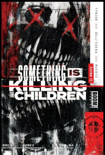 SOMETHING IS KILLING THE CHILDREN #11  1:100
