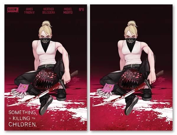 SOMETHING IS KILLING THE CHILDREN  #11  INHYUK LEE CHARITY VARIANT