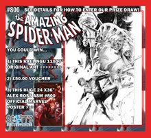 Amazing Spider-Man #800 1:500 Remastered Variant