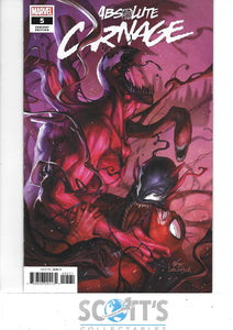 ABSOLUTE CARNAGE #5 NM  (1:50 INHYUK LEE VARIANT)