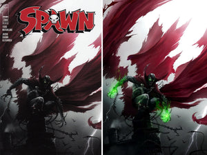 Spawn #289 Fan Expo Canada Francesco Mattina Scott's Collectables Exclusive Cover Set
