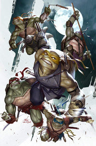 TEENAGE MUTANT NINJA TURTLES #100  INHYUK LEE VIRGIN VARIANT