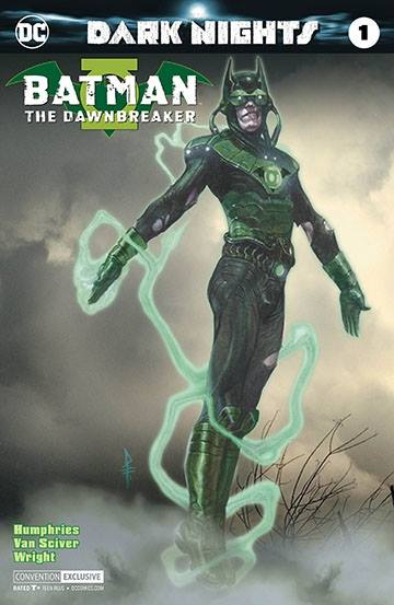 Dawnbreaker #1 NYCC Foil Exclusive Riccardo Federici Variant