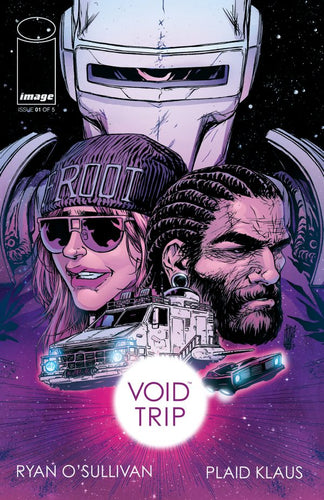Void Trip #1 Alessandro Vitti Scott's Collectables Exclusive Cover